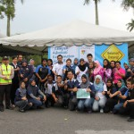 Allianz Malaysia in partnership with UKM and in collaboration with the the Road Safety Department (JKJR)