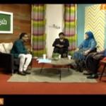Damai Treasurer Mdm Maha Bee interviewed on RTM 2
