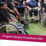 OKU Registration Campaign 2016 in Collaboration with Welfare Department Malaysia