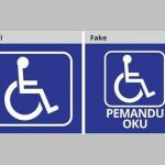 Parking space for OKU taken up by drivers with fake parking stickers